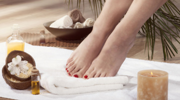 Charlie's Spa Packages